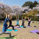 英語も呼吸法も瞑想も学べる 心も体も健康になるヨーガ教室 - 野田市
