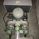 テラル 加圧給水ポンプユニット  NX-LAT252-6.4SD...