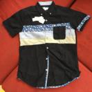 新品⭐︎メンズ ☆M メンズ ポロシャツ Tシャツ 半袖シャツ紺 ...
