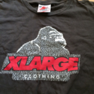 XーLARGEのTシャツ最終値下げ