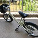 無印良品 子供用 自転車 16型の画像