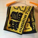 阪神タイガースのスポーツタオル  城島