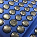 ボタン電池 LR44 50個