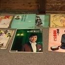 古いレコードお譲りいたします。