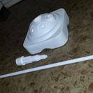 注水型マルチのぼりスタンド ノボリ用ポール台 新品