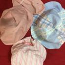 1〜1歳半くらい 子供用帽子