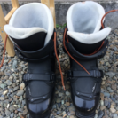 スキーブーツ(SALOMON)27.5㎝ 黒