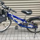 子供用 20インチ シマノ6速マウンテンバイク SPALDING