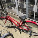 自転車!女性向き