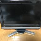 格安24インチテレビ SHARP AQUOSの画像