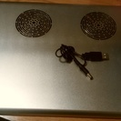 【中古】ELECOM ノートパソコン用冷却台 冷え冷えクーラー ...