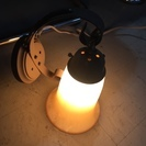 アンティーク照明 二つ
