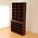 新品未使用品 送料無料 3色展開 大容量収納H210本棚
