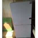 【売却済】2ドア冷蔵庫 2010年製