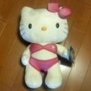 ビキニのキティちゃん 36cm