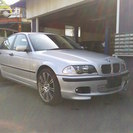 BMW318i AT 77000Km 乗り出し価格40万円!!
