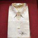 【新品】S.Mサイズ ヤマキ ドレスシャツ 長袖Yシャツ