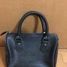 ⭐️値下げ⭐️黒のシンプルなバッグ