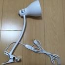 ★ クリップライト 40ワット 使用期間2か月