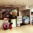 熊本PARCO5階のカフェ