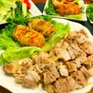 6月の韓国料理「ポッサム&キムチ」