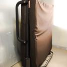 シングルサイズ 折りたたみベッド LC052810