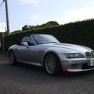 BMW Z3 ロードスター 同年代の同車でこれだけ奇麗な車はありません。