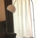 【直接引取りのみ対応】2016年購入 IKEA ROXMOフロアラ...