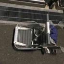 自転車の椅子