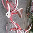 子ども用自転車22インチ
