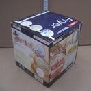商談終了!【未使用品】少ない揚げ物に最適なミニサイズ電気フライヤ...