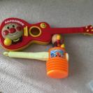 アンパンマンギター ピコピコハンマー セット