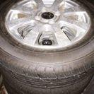 タイヤ、ホイール 4本セット