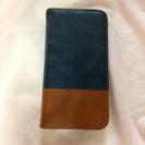 iPhoneSE、5、5s icカード対応ケース