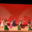 富良野でミニレッスン付♪ベリーダンスショー