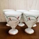 香蘭社 フリーカップ 5個セット(未使用)