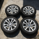 美品 BMW純正 3シリーズ 225/50R16 ブリヂストン ...