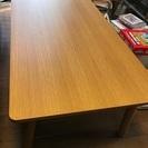 【価格変更】無印良品 オーク材ラウンジテーブル