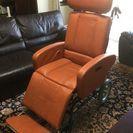 介護用車椅子 ティルト&フルリクライニング NHR-7B