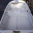 分割式FRPボート