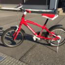 16インチ 子ども用自転車