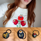 刺繍のワークショップ&ハンドメイドマルシェ