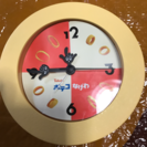 ポテコの時計