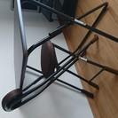 (交渉中)折りたたみデスク&パイプ椅子セット