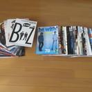 B'z ファンクラブ会報 be with Vol.47~105 ...