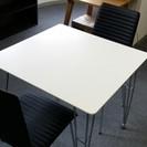 美品! ダイニングテーブル+椅子2脚