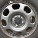 希少‼️ハスラー純正4本タイヤホイルセット  軽タイヤアルミ