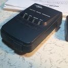 (中古)コムテック モトGPSレーダー箱なし付属品(本体、…