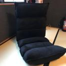 座椅子  角度調整可能