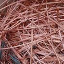 銅、銅ラジ付き物、混み中、真鍮の無料回収、買い取り致します!